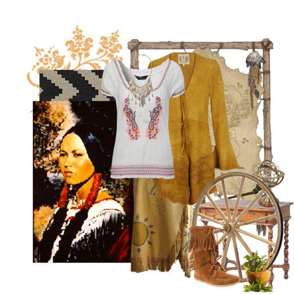 Coosaponakeesa Mary Musgrove Western Wear I Like