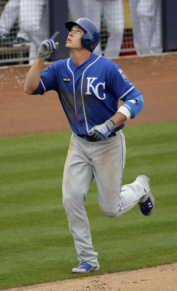 Former B-CU star Peter O'Brien flashes 'freaky' power this spring for RoyalsIn just 26 at-bats, O'Brien has belted four home runs, tied with five others — including Yoenis Cespedes and Bryce Harper