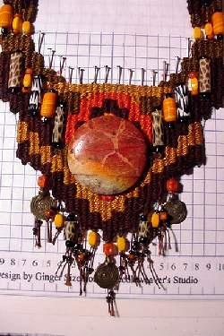 African Design Needleweaving