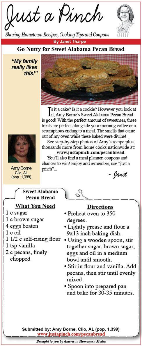 Sweet Alabama Pecan Bread_2 col_488