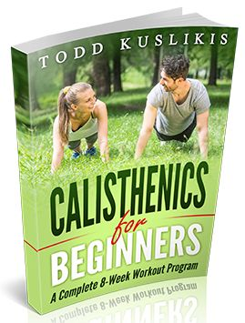 Free calisthenics for beginners ebook. VISIT the site now to download it for FREE.