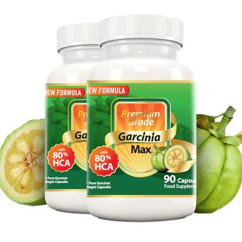 Buy 2-Pack Garcinia Max 100% Pure Garcinia Cambogia 7500mg 80% HCA 90 Capsules online at Lazada. Discount prices and promotional sale on all. Free Shipping.