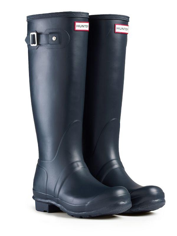Mens Tall Rain Boots | Original Wellington Boots | Hunter Boots