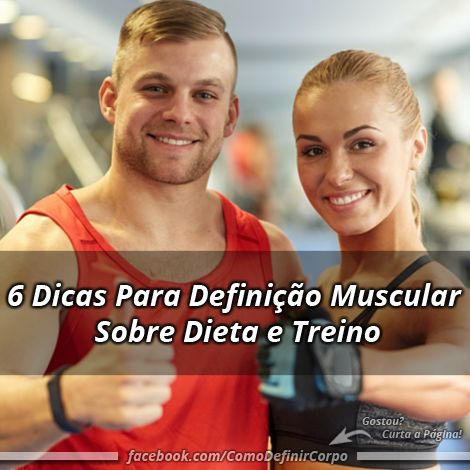 6 Dicas Para Definição Muscular Sobre Dieta e Treino...  ➡️ https://segredodefinicaomuscular.com/6-dicas-para-definicao-muscular-sobre-dieta-e-treino/  Se gostar do artigo compartilhe com seus amigos.  #boatarde #goodafternoon #EstiloDeVidaFitness #bodybuilder #ComoDefinirCorpo #SegredoDefiniçãoMuscular