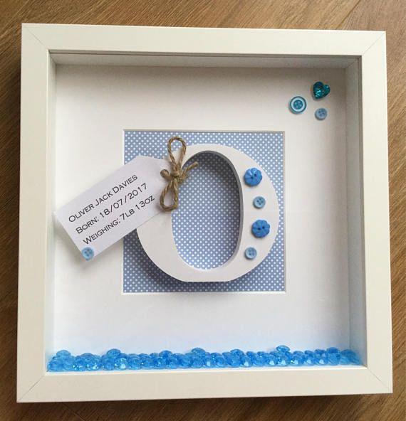 Scrabble wall Art, Baby Boy/Girl, name,Christening gift, New baby ...
