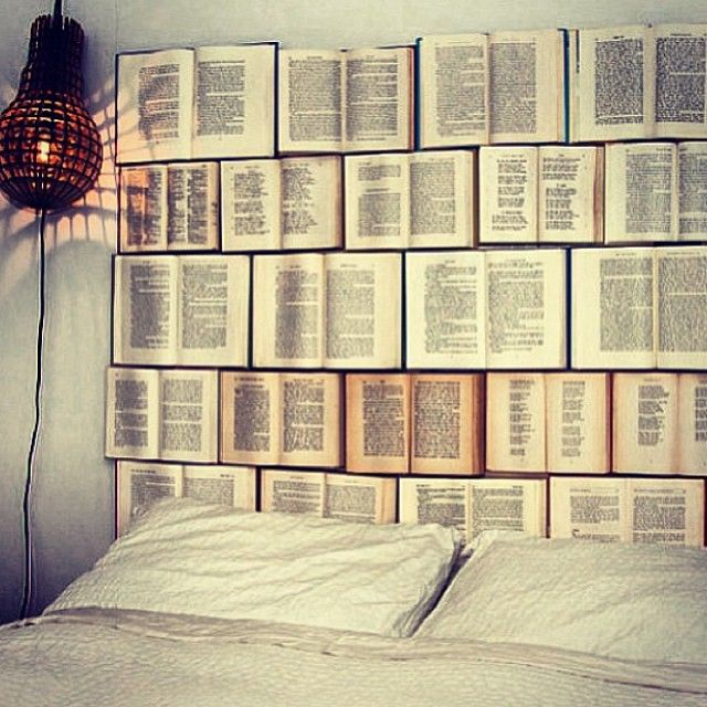 17 best ideas about book headboard on pinterest book