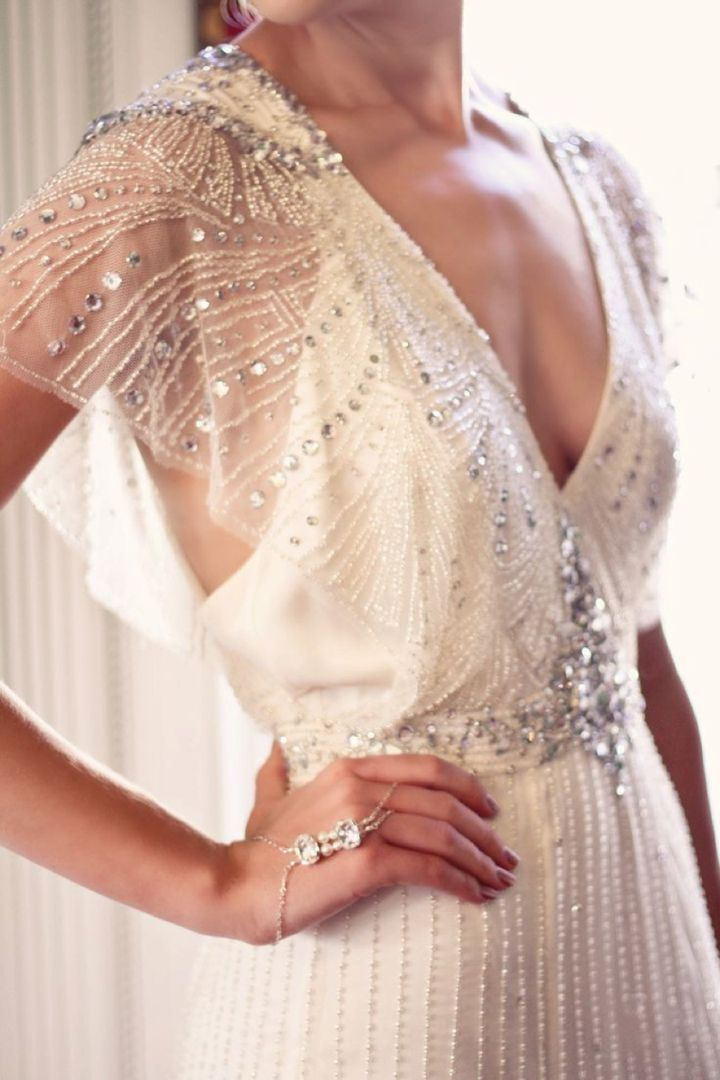 Boho Pins: Top 10 Pins of the Week from Pinterest – Wedding Dresses that Sparkle