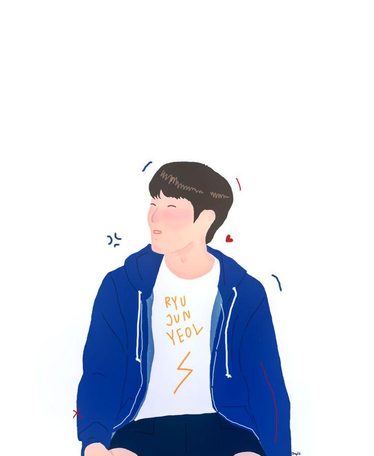 This boy is 32 years old.   #RyuJunYeol #류준열
