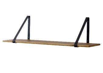 Metalen plankdragers voor houten muurplank ferm living kinderen shop kleine zebra project - Houten bureau voor kinderen ...