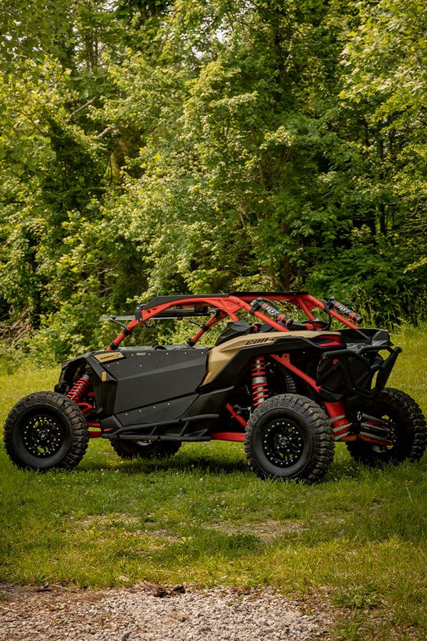 Now this is one bad looking machine 🤩 | Can-Am Maverick X3