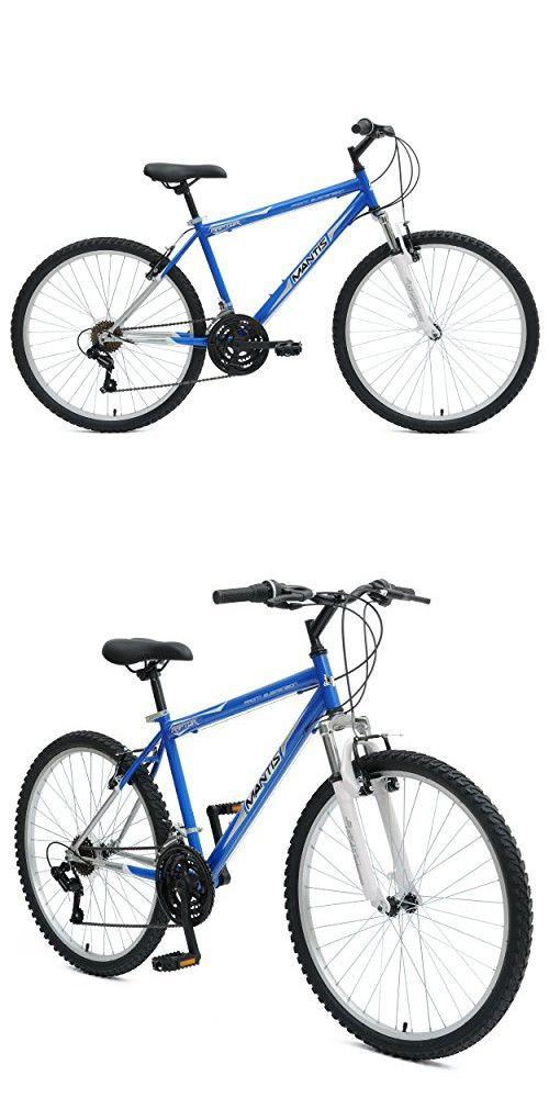 Mantis Raptor Hardtail Mountain Bike, 26 inch Wheels, 17 inch Frame ...