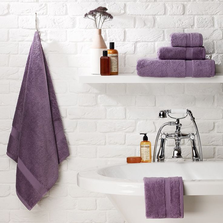 Pantone Colour of the Year 2018 has finally been announced as Ultra Violet. Here's some top tips on how to use this colour in your bathroom.