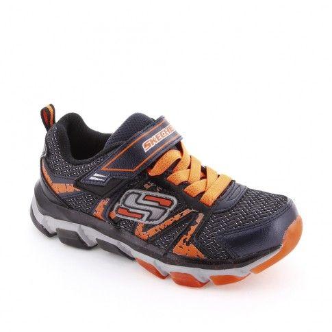 Pantofi sport baieti Xcellorator - Skechers