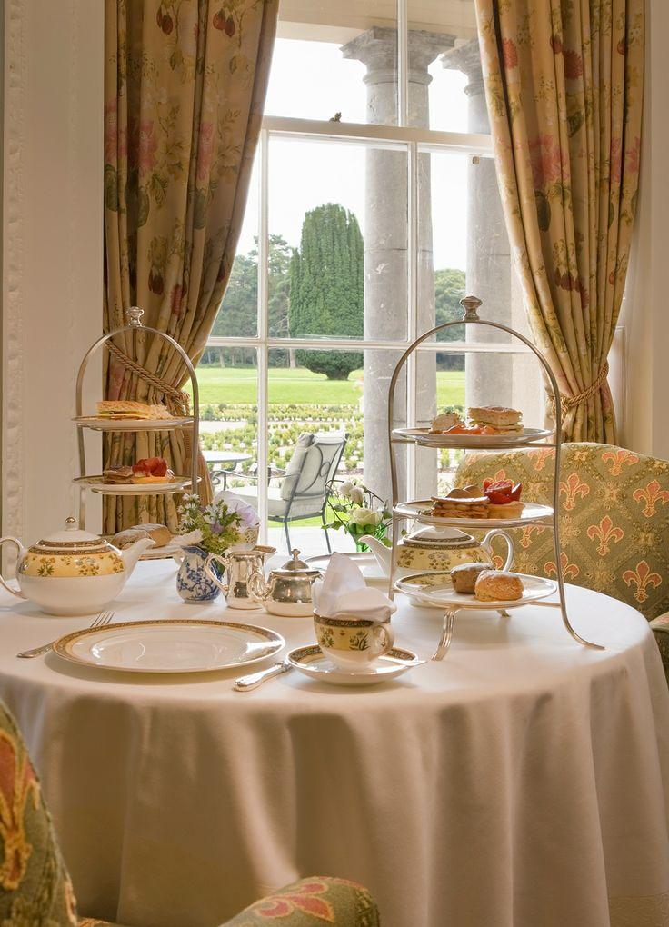 Afternoon Tea at Castlemartyr Resort