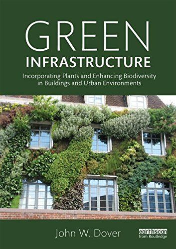 Green Infrastructure: Incorporating Plants and Enhancing Biodiversity in Buildings and Urban Environments by John W. Dover http://www.amazon.co.uk/dp/0415521246/ref=cm_sw_r_pi_dp_bNl.wb02MJW7A