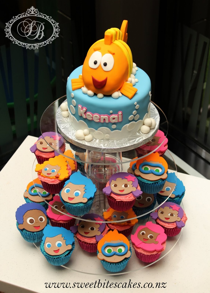 1000 Images About Bubble Guppies Party On Pinterest