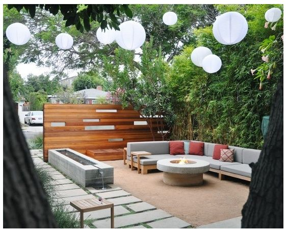 Glass Patio Fencing 17 Best Images About Horizontal Wood Fence On Pinterest  .