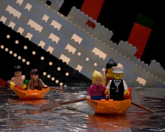 Lego titanic :)