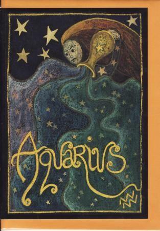 AstroSpirit / Aquarius ♒ / Air / Le Verseau / Aquário / Sterrenbeeld Waterman