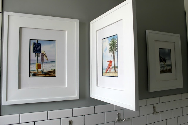 Medicine Cabinets that look like pictures!