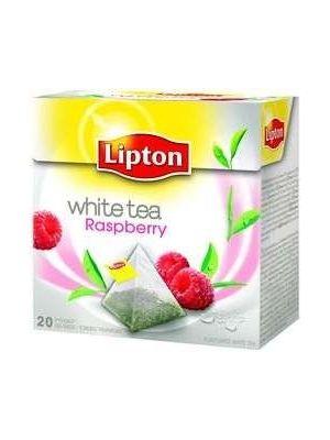 Biała herbata malinowa. Lekki smak bez goryczy został uzyskany dzięki starannie wyselekcjonowanym i wysuszonym listkom herbaty oraz unikalnej metodzie wydobywania z nich smaku i aromatu. Torebki piramidki zapewniają składnikom odpowiednią przestrzeń, aby uwolnić intensywny, orzeźwiający smak.