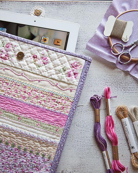 Patchwork and Stitching Magazine Vol 5 No 11 - 20% Bulk Magazine Discount