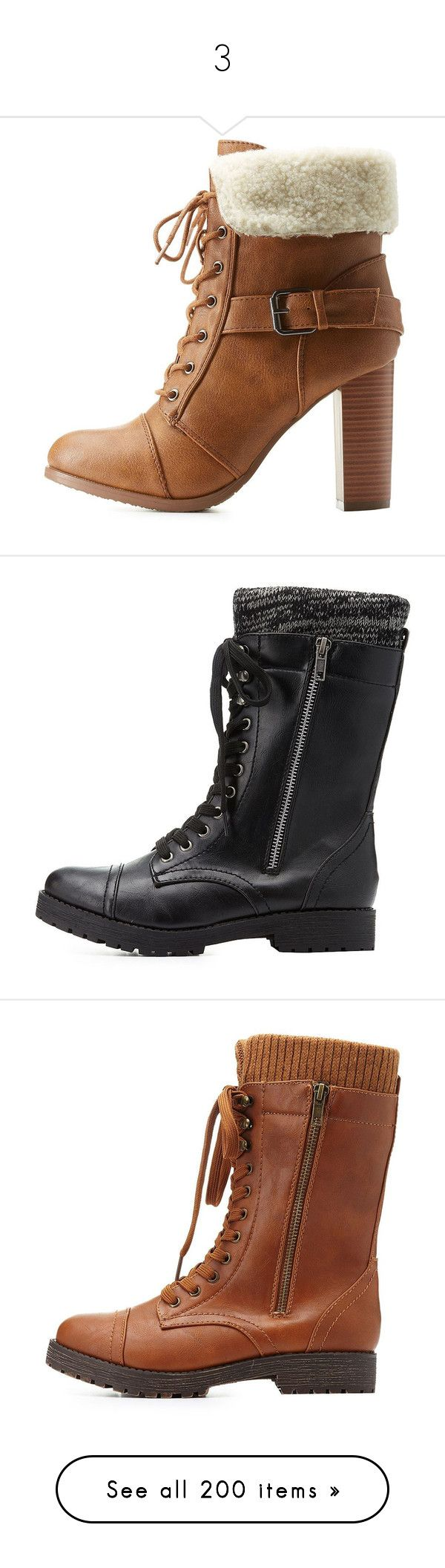 """""""3"""" by kitten25 ❤ liked on Polyvore featuring shoes, boots, ankle booties, black, black lace up ankle booties, military boots, black ankle booties, combat boots, black booties and black military boots"""