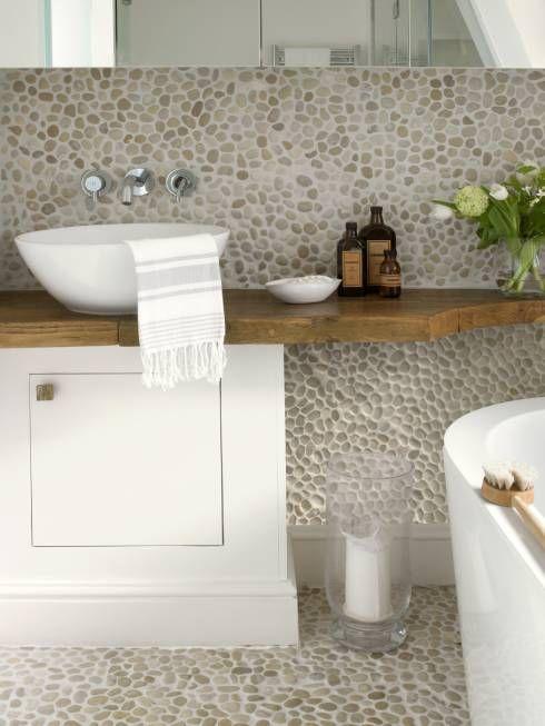 Salle de bain de style de style eclectique par Amory Brown Ltd