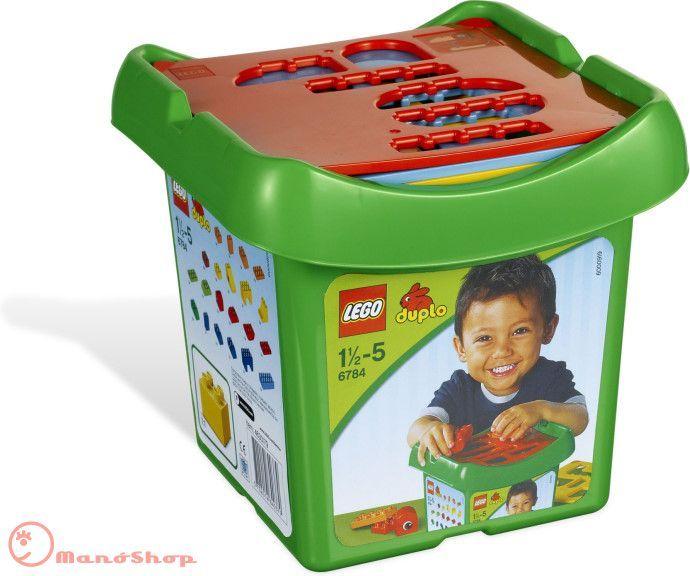 Lego Duplo Kreatív Rendrakó 6784