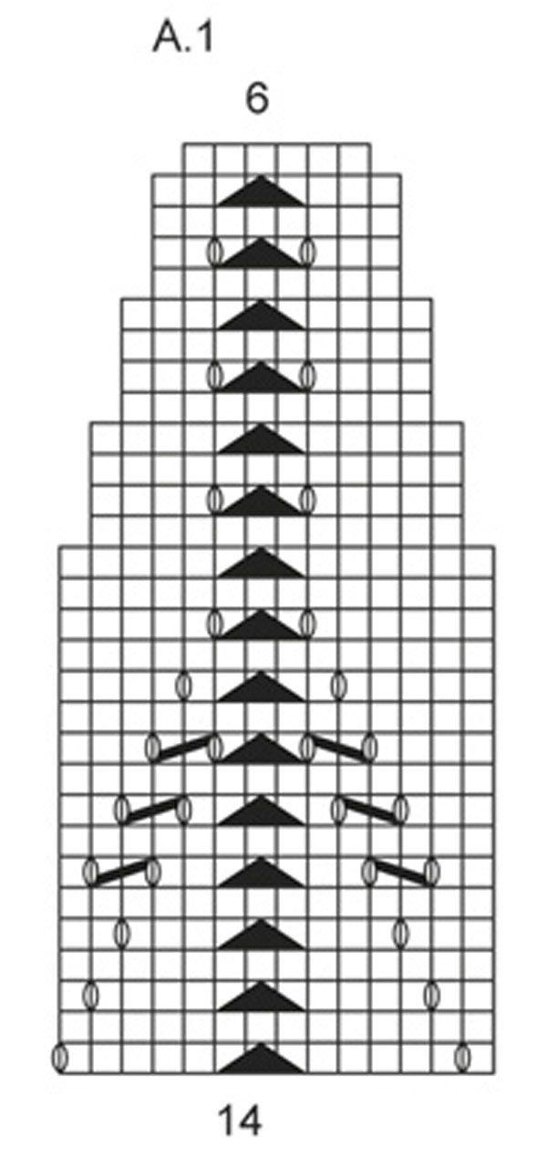 Чтобы дополнить и подчеркнуть свой образ свяжите к берету и манишку. Манишка особенно уместна для тех, кто не любит носить шарфы. Предлагаем вам связать изящный комплект (берет и манишка) от студии Drops Design спицами и крючком.