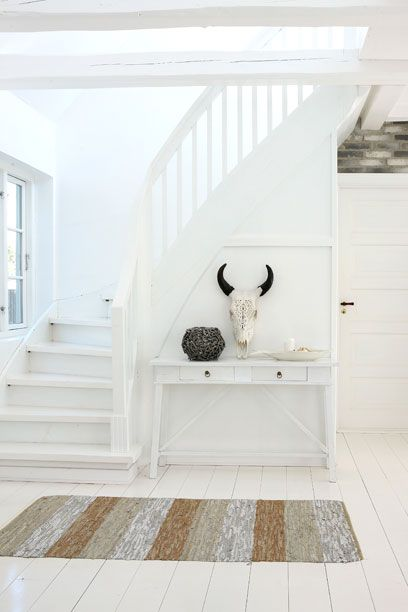 cottage by the sea in Denmark | planet deco