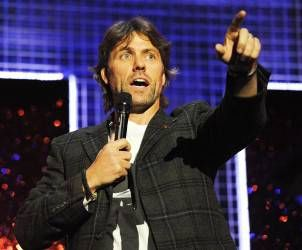 John Bishop - Supersonic - Bournemouth - 02.11.2014