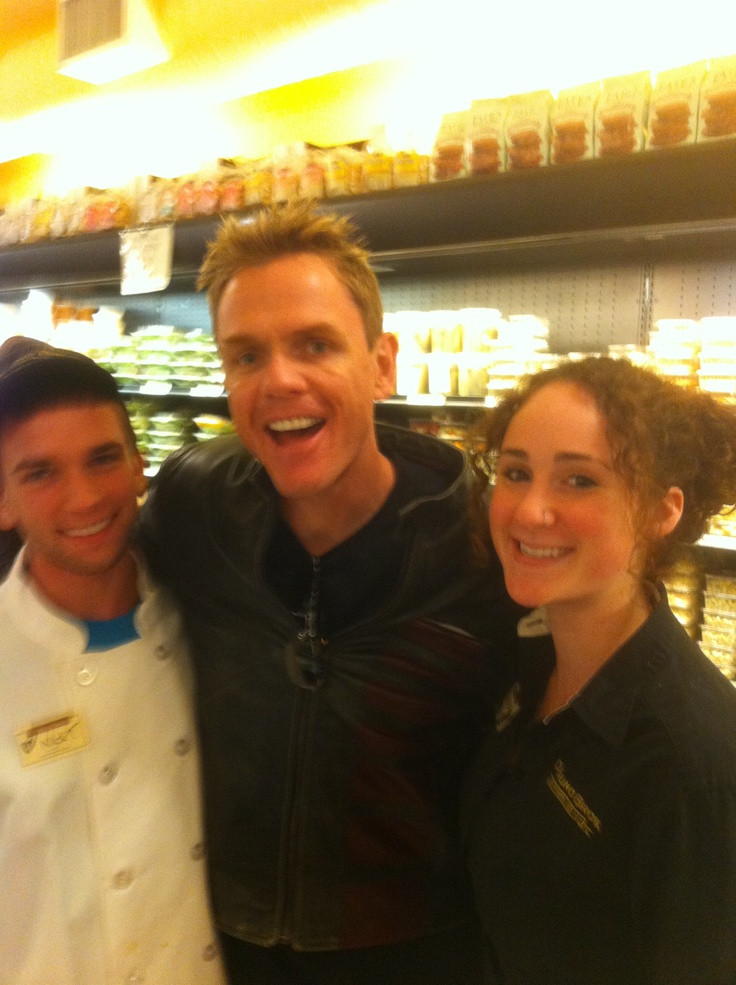 Christopher Titus at Di Bruno Bros. Chestnut St.: Di Bruno, Bruno Bros