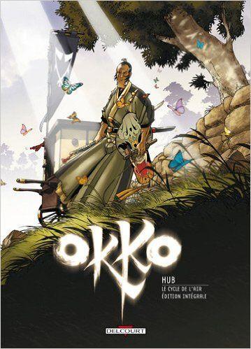 Amazon.fr - Okko le cycle de l'air Intégrale (T05 à T06) - Hub, Emmanuel Michalak, Li - Livres