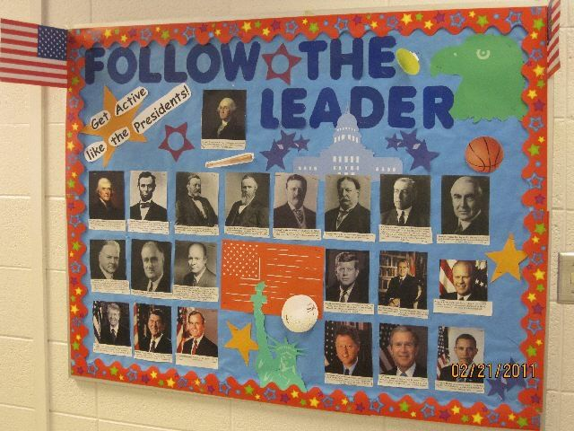 Leader in Me Bulletin Boards | ... bulletin boards classroom ideas president s day bulletin boards