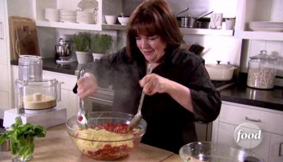 Summer garden pasta recipe barefoot contessa ina Ina garten summer pasta
