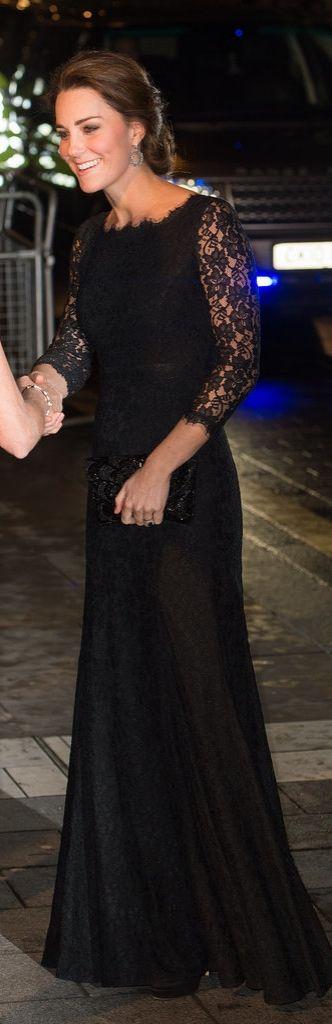 Vestido de gala da princesa