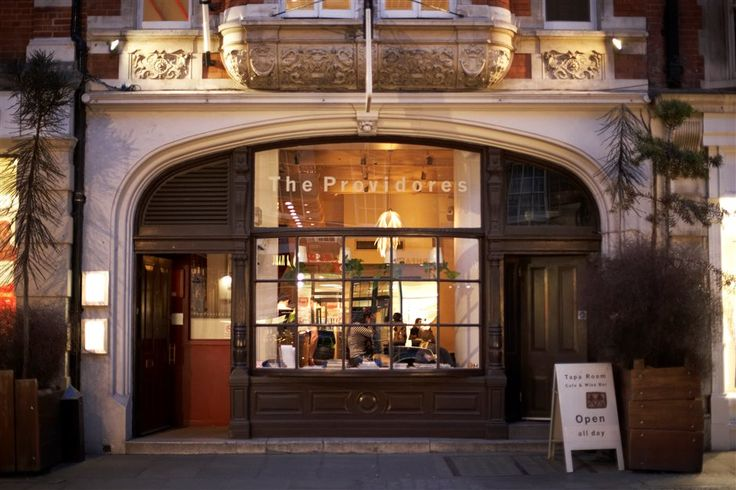 The Providores at Marylebone - #musteat good they say for dinner for one..or two ;-)