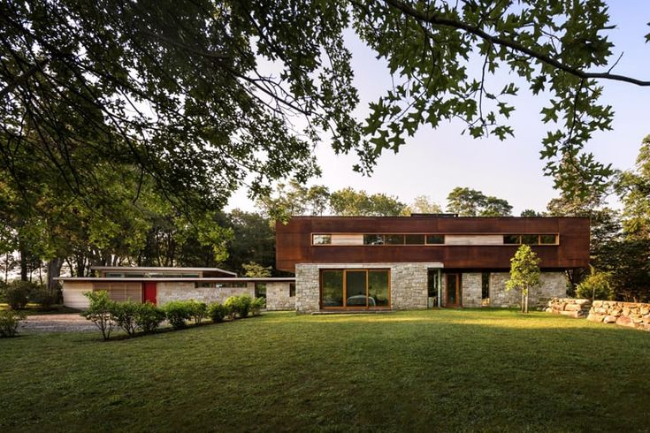 13 best renovation brings to light historic house images - Stonington residence by joeb moore partners ...