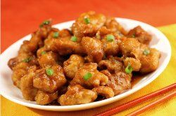 Easy Orange Chicken -- one of the best dinners there is!  Skip the takeout and make orange chicken at home with this easy recipe.