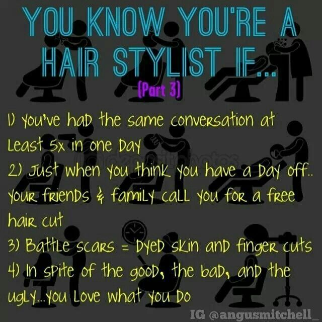 Best 25+ Hairstylist problems ideas on Pinterest Cosmetology - hairstylist job description