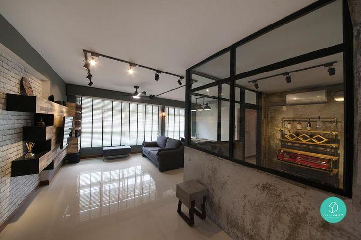 12 Must See Ideas For Your 4 Room 5 Room Hdb Renovation Interior Design Singapore Interior Design Themes Home Interior Design