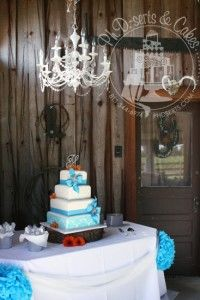 This cake is the epitome of rustic charm. www.phdserts.com