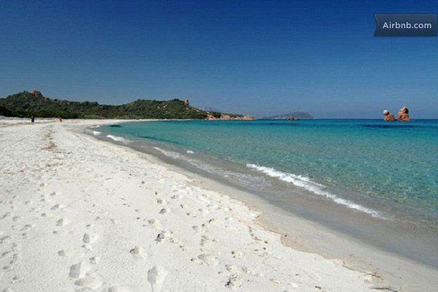 In the most unspoiled Sardinia in Santa Maria Navarrese