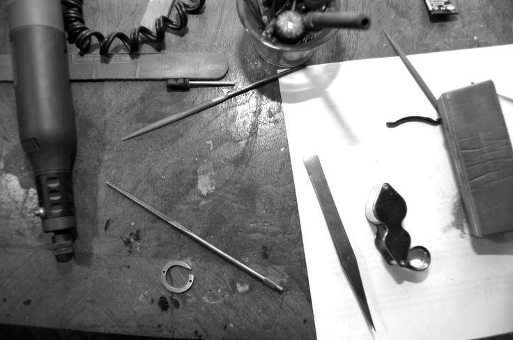 Atelier. #bizsok #atelier #jewel #logo #exclusive #loudspeaker #manufactory