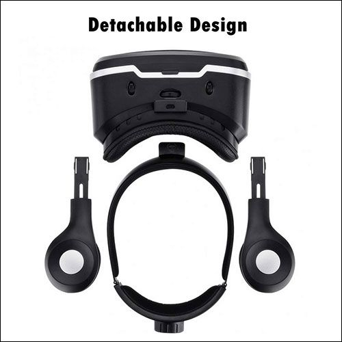 Best VR Headset for iPhone Xs Max, Xs, XR, X, 8, 8 Plus, 7