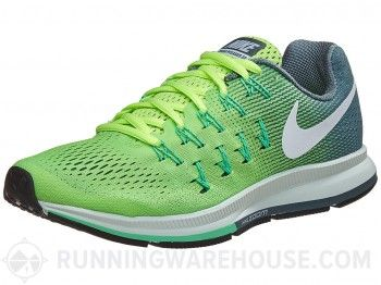 Nike Zoom Pegasus 33 Women's Shoes Ghost Green/White