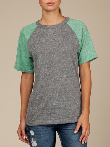 We love this! Our paint swatch logo would be a perfect addition to this trademark tee!