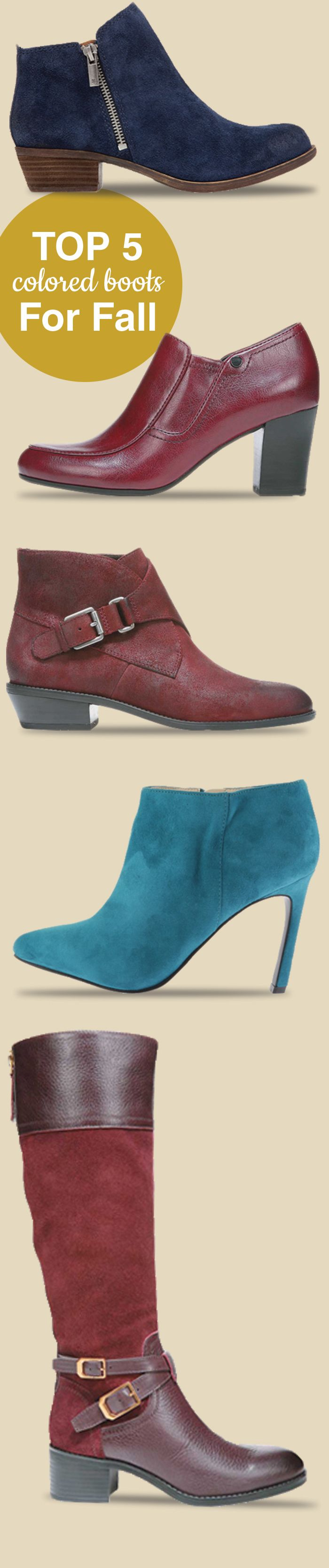 These top styles are must-haves for the fall. Shop for them, and more, at ShoeBuy!