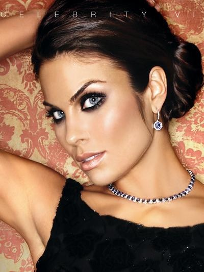 Nadia Bjorlin.. Like Sand through the hourglass, so are the Days of our Lives :)